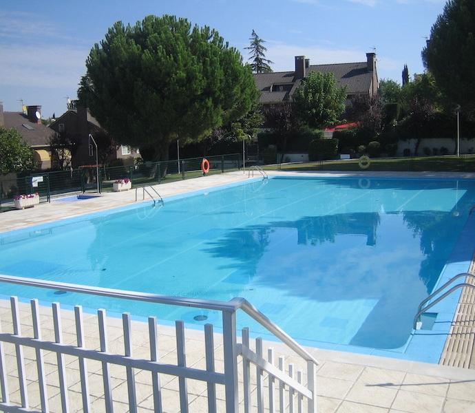 Mantenimiento de piscinas en Madrid 2