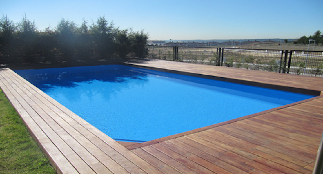 Construcci n mantenimiento piscinas madrid for Piscinas de madera